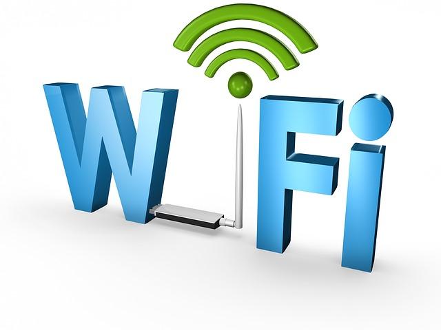 無線通信wifiのイメージ