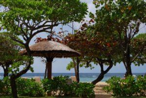 バリ島海辺