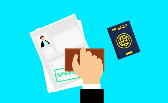 入国審査(Immigration)