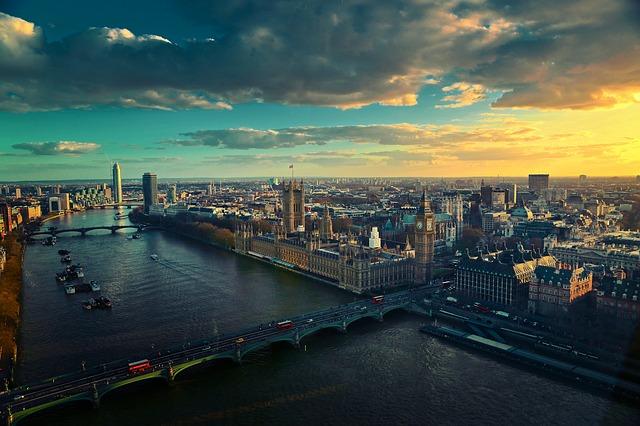 ロンドン風景